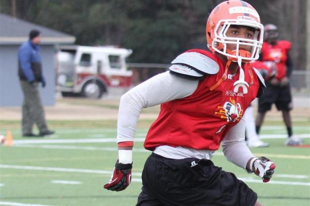 Alabama Football: Will ArDarius Stewart's Move to Defense Make a Major Impact?