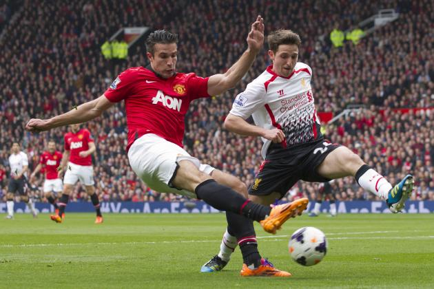 Manchester United Told to Axe Robin Van Persie After Liverpool Humiliation