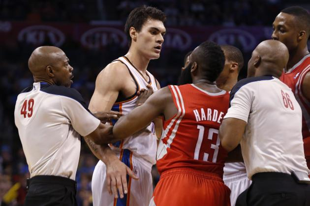 Which OKC Thunder Player Has the Most Upside Right Now?