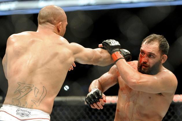 Lawler vs. Hendricks: The Strangest Great Fight of the Year