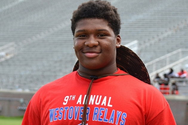 Nation's No. 1 Overall Prospect Trent Thompson Likes Alabama, Auburn 'A Lot'