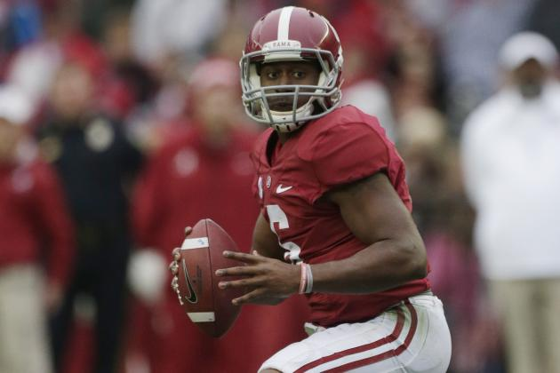 Saban Explains What Alabama Seeks in Next QB