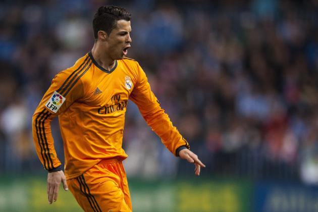 Cristiano Ronaldo to Play Schalke and Affirm Thirst for UCL Top-Scorer Title