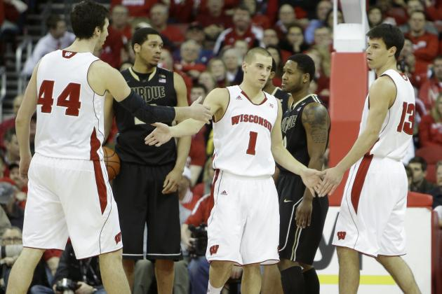ESPN Analysts Like Badgers' Chances to Make Final Four Run