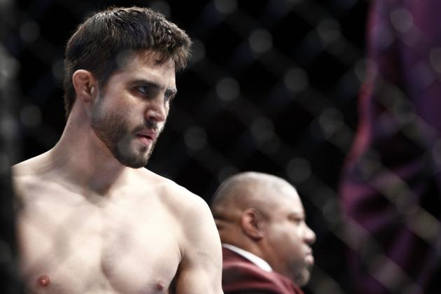 Carlos Condit Facing Possible Torn ACL, Undergoing MRI This Week