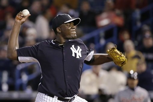 Could Innings Limit Hurt Michael Pineda in Yankees' Fifth-Starter Race?