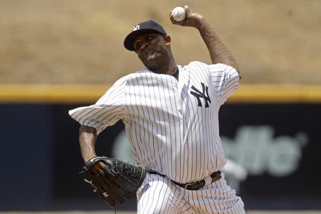 CC Sabathia Dominates for Yankees, Looks Like Old Self