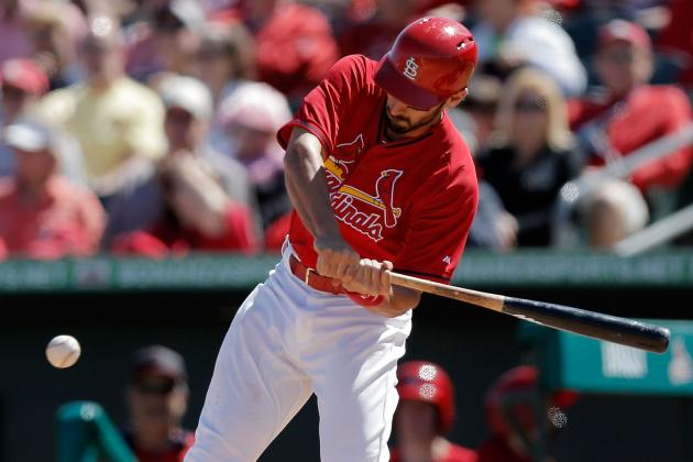 Matt Carpenter: Expect Regression for Cards Infielder in 2014