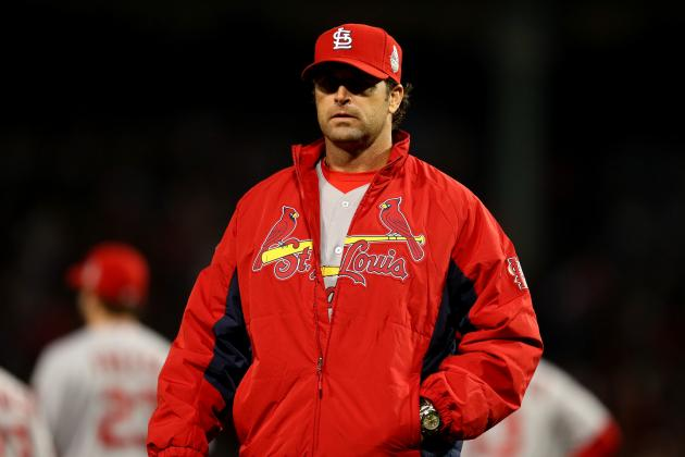 Matheny Glad MLB Trying to Cut out Collisions