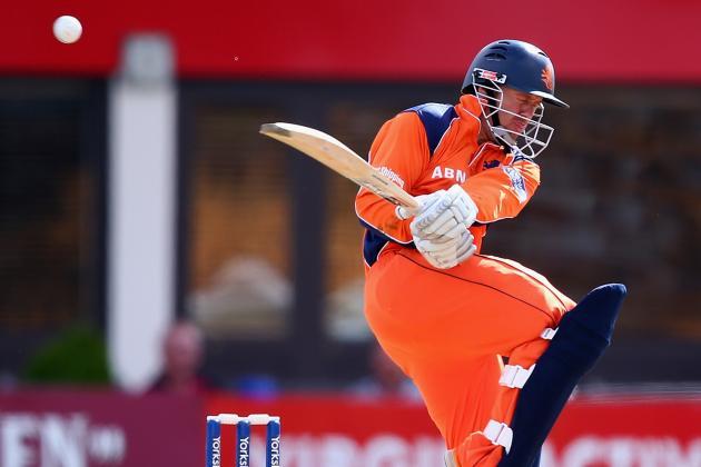 Netherlands vs. UAE, World T20: Video Highlights, Scorecard, Report