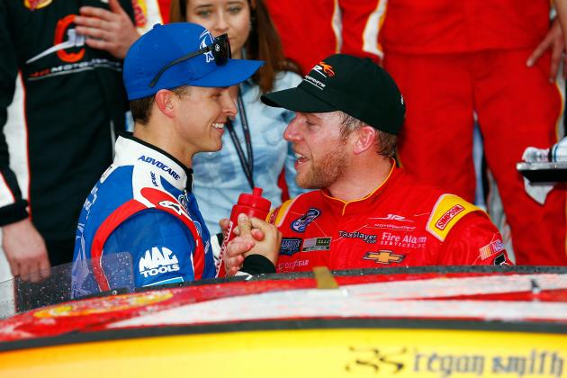 Will the 2014 Nationwide Series Championship Race Be a 2-Man Battle?