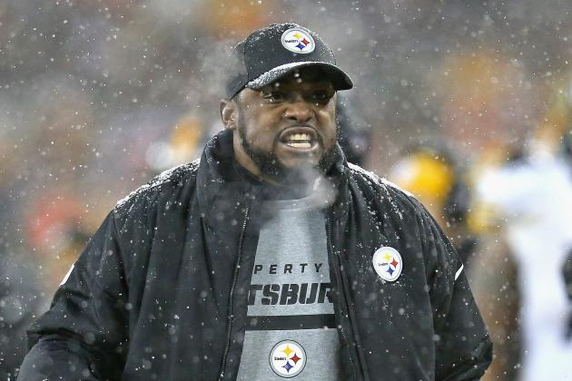 Steelers Coach Mike Tomlin Addresses Pirates
