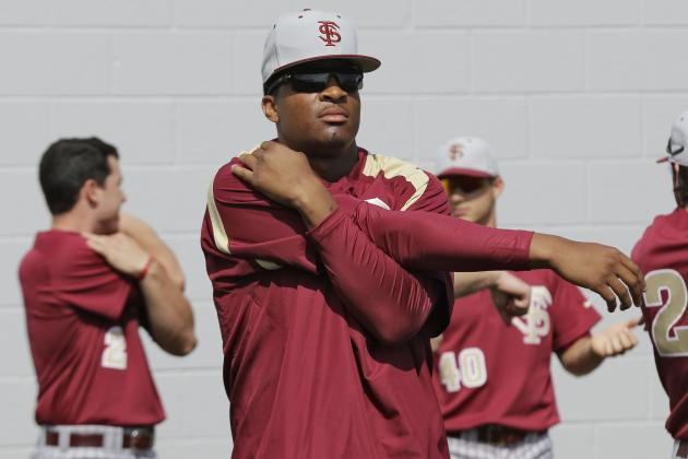 Is Baseball Keeping Jameis Winston from Becoming the Next Johnny Manziel?