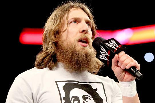 Daniel Bryan Isn't Ready to Replace John Cena as WWE's Top Star