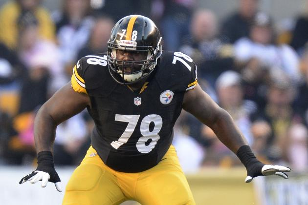Steelers Bring Back Reserve Guard Guy Whimper