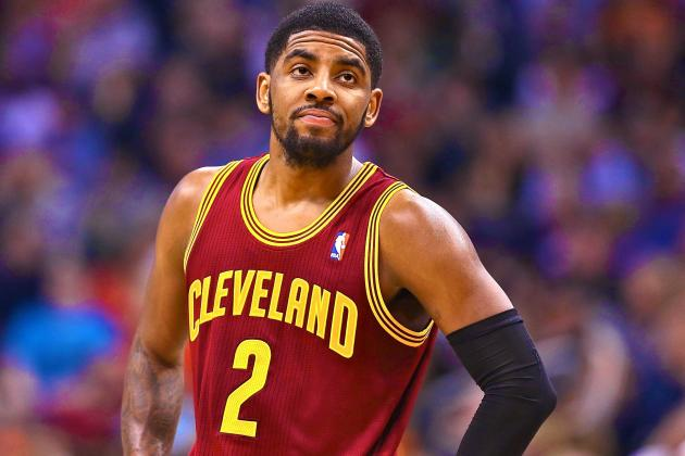 Can Cleveland Cavaliers Afford to Keep Building Around Kyrie Irving?