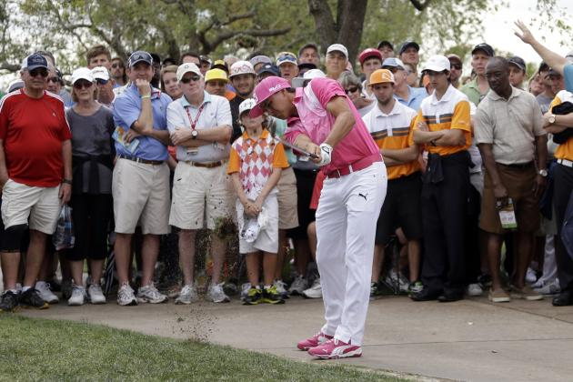B/R Exclusive: Rickie Fowler Dishes on Golf's Mount Rushmore, Masters and Goals