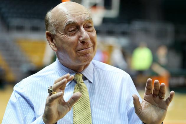 Dick Vitale Bracket: ESPN Analyst Reveals His 2014 March Madness Bracket Picks