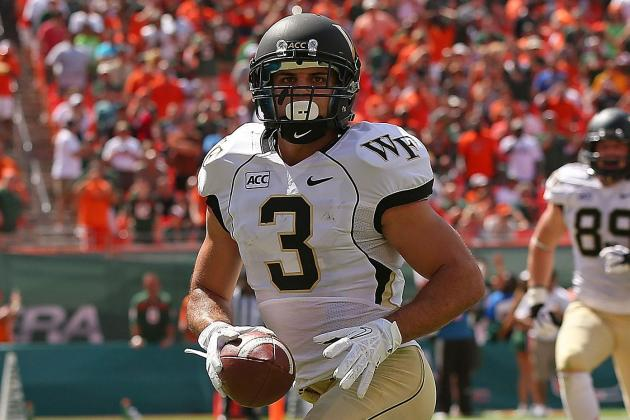 Wake's Campanaro Could Help Panthers
