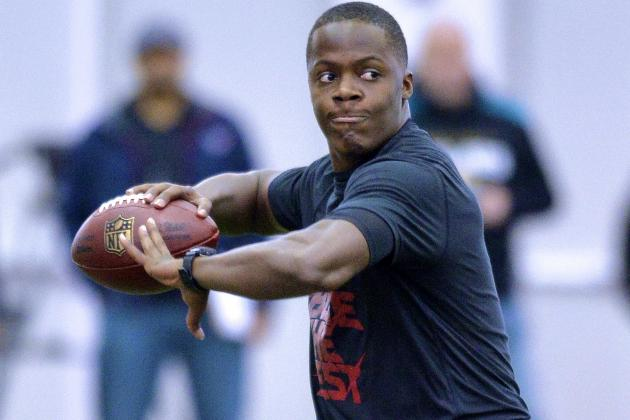 Teddy Bridgewater: Breaking Down Louisville QB's Pro Day Workout