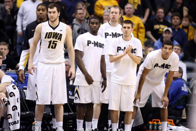 Iowa Gets into 'Big Dance', Opens Against Tennessee