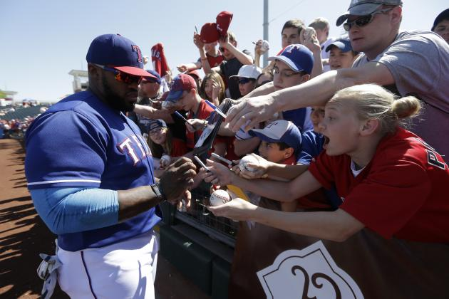 Why the Trade to Texas Suits Prince Fielder Just Fine