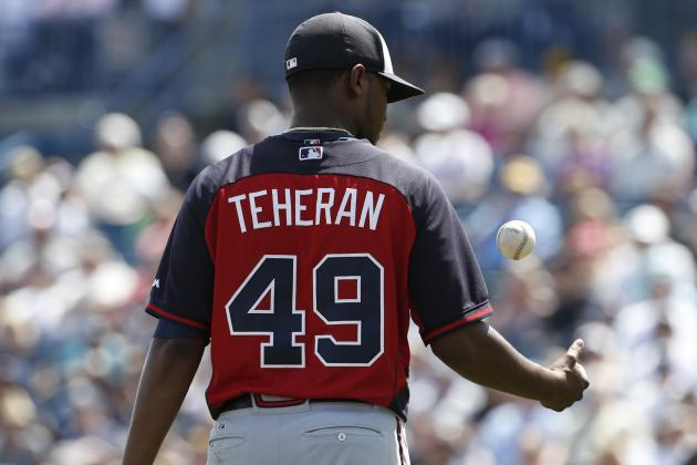 McCann Says Teheran 'Turning into an Ace'