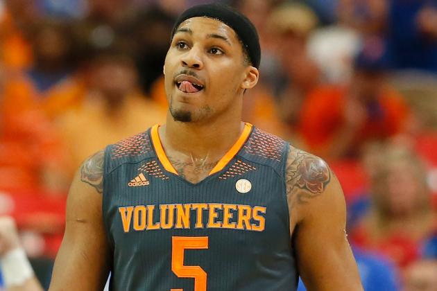 Jarnell Stokes on AP All-SEC First Team