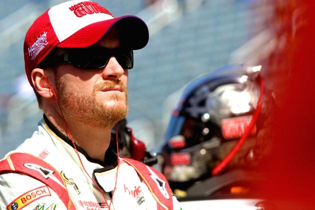 Why Dale Earnhardt Jr.'s Poor Showing at Bristol Is No Cause for Concern