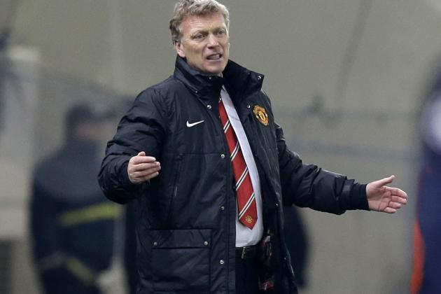 What Will Cause Manchester United and the Glazers to Lose Faith in David Moyes?