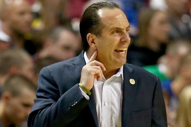 Notre Dame's Mike Brey: 'Nine League Wins Would Be Heaven Next Year'