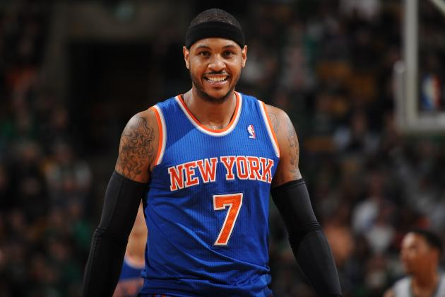 Are Houston Rockets Perfect Dark-Horse Destination for Carmelo Anthony?