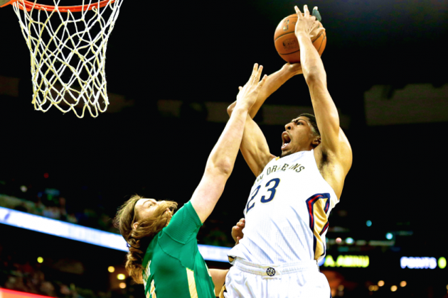 Anthony Davis' Evolution on Full Display in Breakout Sophomore Season