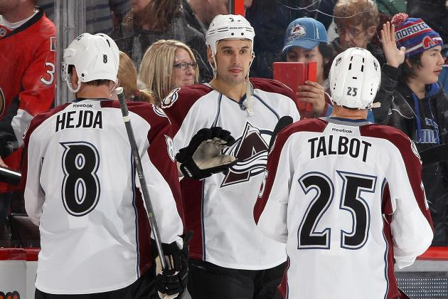 Colorado Avalanche Could Go Cold During NHL Playoffs