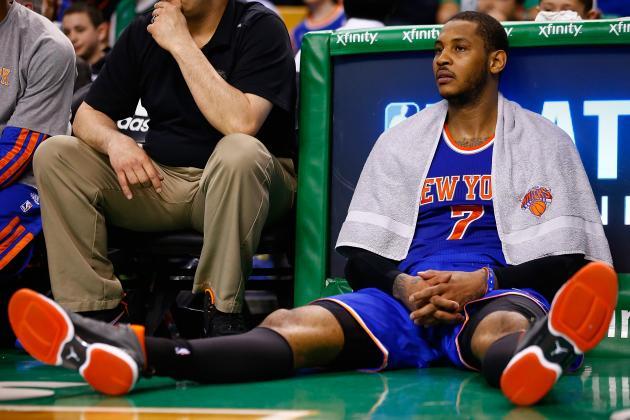 Should Phil Jackson Build New York Knicks' Future Around Carmelo Anthony?
