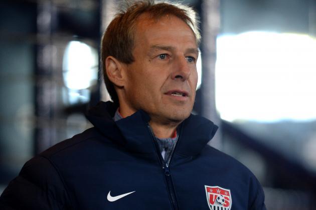 USA Will Play September Friendly vs. Czech Republic