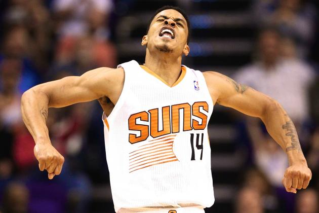 How Gerald Green Went from NBA Bust to Key Cog for Phoenix Suns