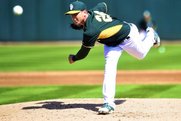 Scott Kazmir Injury: Updates on Athletics Pitcher's Triceps and Return