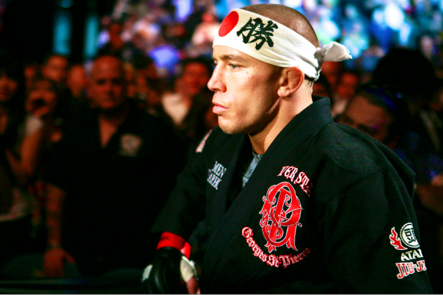 Georges St-Pierre's UFC Hiatus No Longer a Mystery: It's Definitely Drug Testing