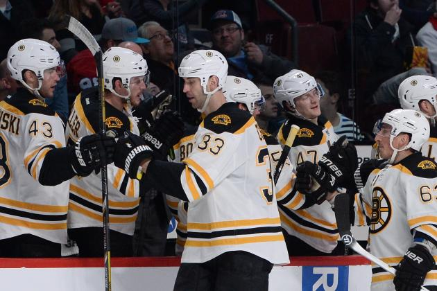 Why a High Volume of Road Games Will Benefit the Boston Bruins