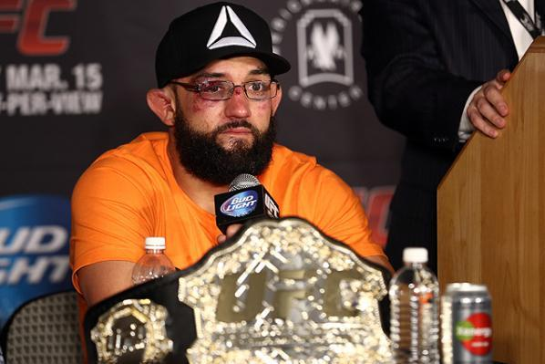 Johny Hendricks Says He Fought Injured, Nearly Pulled out of UFC Title Bout