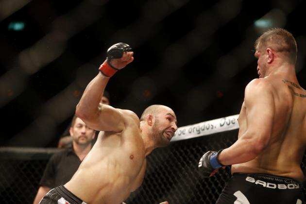 Glover Teixeira on Jon Jones Ahead of UFC 172: 'I Don't Really Worry About Him'