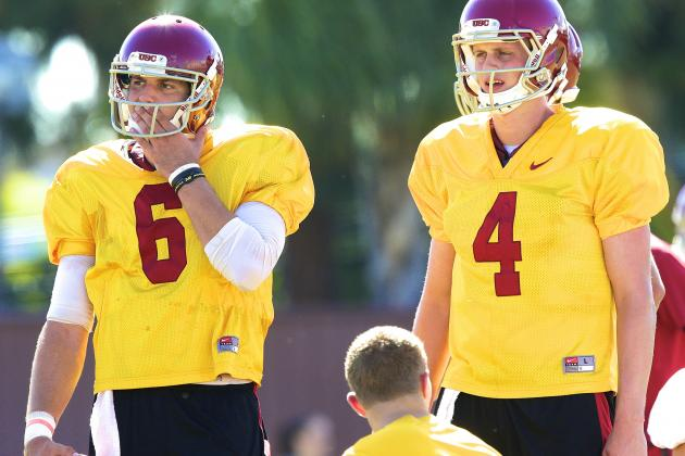 Should USC Fans Worry If QB Battle Isn't Settled by End of Spring?