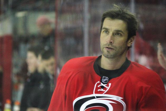 Carolina Hurricanes' Lack of Offensive Depth Costly Again in 2013-14