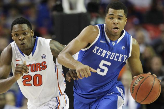 NCAA Basketball Bracket 2014: Top Threat to Each No. 1 Seed Making Final Four