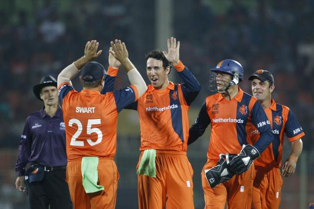 Netherlands vs. Zimbabwe, World T20: Date, Time, Live Stream, TV and Preview