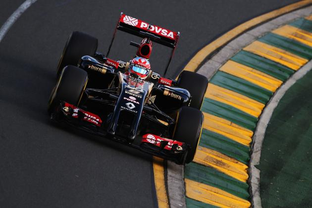 Lotus' Australian Grand Prix Double-Retirement Is Actually a Positive Result
