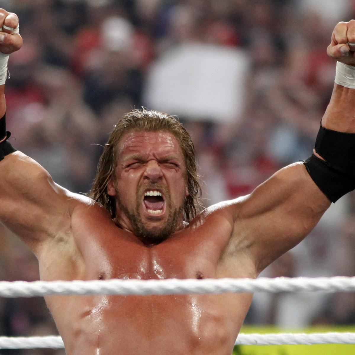 Triple H vs. Daniel Bryan Winner to Enter Main Event at ...