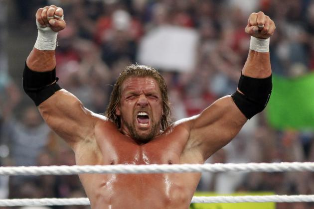 Triple H vs. Daniel Bryan Winner to Enter Main Event at Wrestlemania