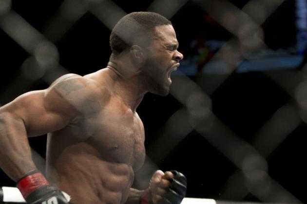 Tyron Woodley Wants His Title Shot, and He's Not Afraid to Say So